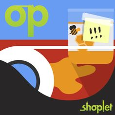 "Shoplet's New ""O"" & P: Win A Duck Tape Prize Pack! Repin, then go to our blog and let us know about a ""sticky"" situation :) Good luck!"