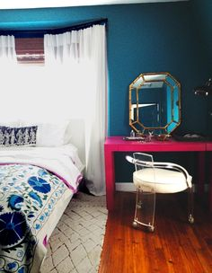 One Room Challenge- Where are they Now?  … My Master Bedroom