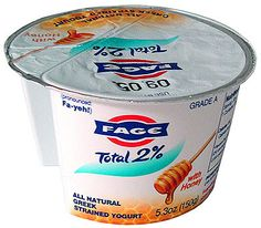 My current yogurt favorite.  The honey one is excellent!