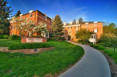 Delta Gamma sorority house, University of Indiana