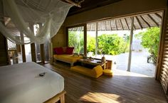 Six senses laamu resort, maldives. in. love. with. it.