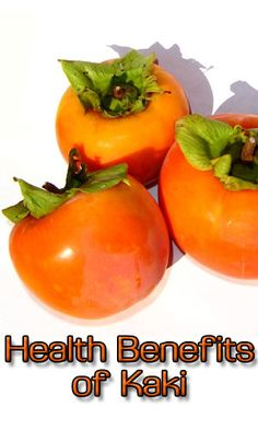 Kaki which is also known as Japanese Persimmon is a tropical fruit with a very sweet taste. It is orange in color and has smooth skin. Kaki can be consumed as raw fruit, but it is commonly used in jams