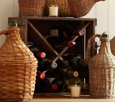 Shop wine rack from Pottery Barn. Our furniture, home decor and accessories collections feature wine rack in quality materials and classic styles.
