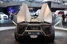 2014 Lykan HyperSport #Lykan #Supersport Amazing Style http://www.rvinyl.com/carbon-fiber-vinyl-film.html #Rvinyl