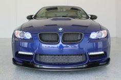BLUE BMW M3 E92