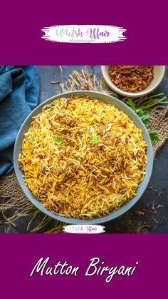 Hyderabadi Biryani Recipe, Prawn Biryani Recipes, Puri Recipes, Pakora Recipes, Best Mutton Biryani Recipe, Chicken Biryani Recipe Pakistani, Spicy Chicken Recipes, Beef Recipes, Cooking Recipes In Urdu