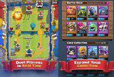 Clash Royale en Android
