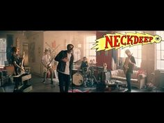 Neck Deep - Can't Kick Up The Roots (Official Music Video) - YouTube