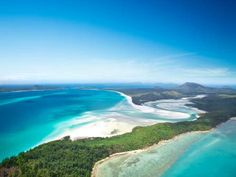 6.Great Barrier Reef & Whitsunday Islands, Australia