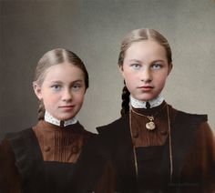 Gymnasia pupils, Imperial Russia | Flickr - Photo Sharing!