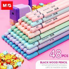 12-Colors Lot Art Drawing Wooden Colored Pencils Carbon School Pencil Set Kit