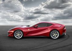 Ferrari Unleashes 'Superfast' Flagship - The 812 Superfast debuts at the Geneva International Motor Show on Tuesday 3/7/2017 with a 12-cylinder, 800-horsepower engine that accelerates to 100 kilometers (62 miles) per hour in as little as 2.9 seconds, making it Ferrari's most powerful production model ever