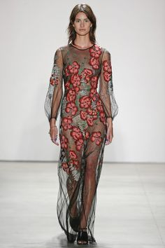Jenny Packham Spring 2016 Ready-to-Wear Collection Photos - Vogue