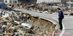 Um pouquinho do Japão.: Terremoto  Como todos jásabemos os terremotos são...