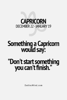 .♑ Capricorn ♑ #capricorn #zodiac #january #december #astrology #quotes