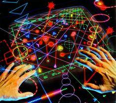 Peter Frampton The Art of Control – Knick Knack Records Used Vinyl Records, Light Grid, Peter Frampton, 80s Design, Logo Design, Graphic Design, Retro Vector, Retro Images, Retro Futuristic