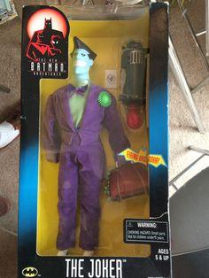 Batman  Joker Figure