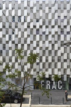 FRAC Marseille | kengo kuma and associates                                                                                                                                                      もっと見る