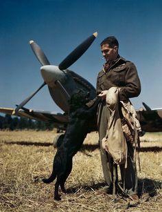 Ces 18 photographies de la Seconde guerre mondiale ont été restaurées en couleur... Elles sont magnifiques !