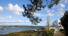Isla de La Toja (Galicia)