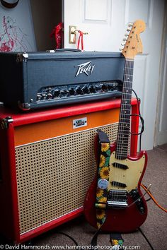Retolexed Peavey 6505+, with a Zilla Cab | Amps and Gear ...