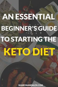 An Essential Beginner's Guide to Starting the Keto Diet: Are you just starting your keto diet? Kickstart your weight loss journey with this guide on the ketogenic diet. Find out how keto works and how it can help your weight loss and improve your life! Weight Loss Meals, Quick Weight Loss Tips, How To Lose Weight Fast, Losing Weight, Ketosis Diet, Ketogenic Diet, Slimming World, Smoothies, Smoothie Recipes