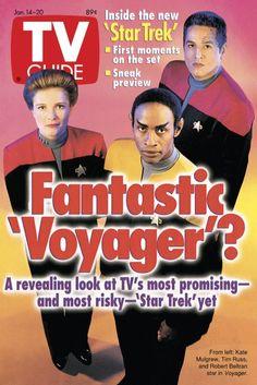 January 14, 1995 Star Trek