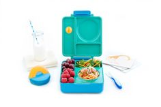 OmieBox is a new, healthier lunch box that focuses on form and function.