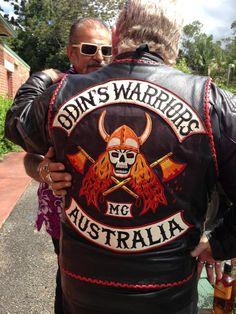 Biker Clubs, Motorcycle Clubs, Bike Gang, Beard Tips, Head Hunter, Bad To The Bone, Biker Patches, Harley Davidson, Gang Members