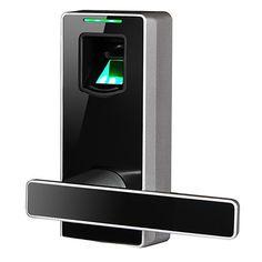 Amazon.com: uGuardian MD1500B Biometric Fingerprint Lock Black: Industrial & Scientific