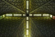 The Cathedral of St. Mary of the Assumption / Pietro Belluschi and Pier-Luigi Nervi