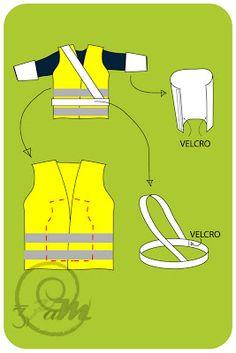 Disfraz de Policia para niño | Aprender manualidades es facilisimo.com Diy Costumes, Bart Simpson, Activities, Kids, Homeschooling, Halloween, Winter, Carnival, Crafts