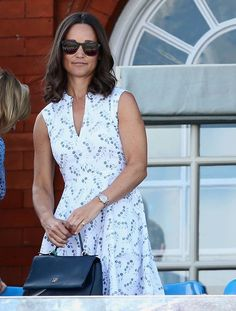 Pippa Middleton at the Aegon Championship