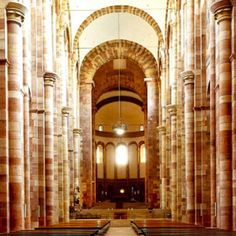 Speyerer Dom ©Tourist-Information Speyer