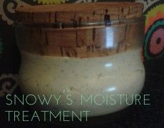 Moisturizing Hair Treatment