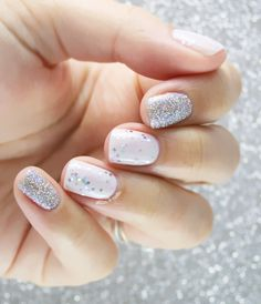 ~  we ❤ this! moncheribridals.com  #weddingnails