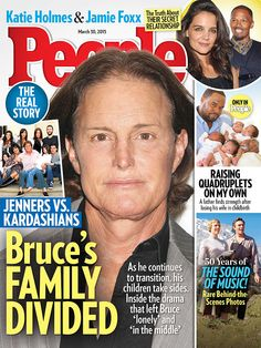 In this week's PEOPLE: Bruce Jenner's Transition Has Been 'Difficult' for His Family: Source http://www.people.com/article/bruce-jenner-transition-difficult-kardashian-family