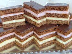 Rozi Erdélyi konyhája: Lajcsi szelet Winter Food, Tiramisu, Chocolate, Ethnic Recipes, Bakken, Chocolates, Tiramisu Cake, Brown