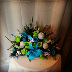 #peacockcenterpiece #weddings@$24.99