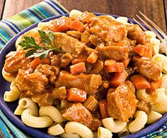 The perfect winter meal cooked in a slow cooker and waiting for you when you get home.