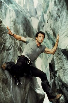 Sylvester Stallone  (Cliffhanger)