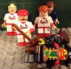 Cardinals sweep the Pirates!!