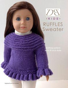 Ruffles Sweater