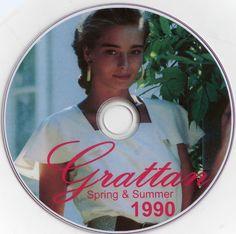 GRATTAN 1990 SPRING & SUMMER MAIL MAIL ORDER CATALOGUE PDF JPEG FORMATS | eBay
