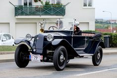 Tatra 12 Vintage Cars, Antique Cars, Cars Motorcycles, Touring, Passion, Vehicles, Car, Classic Cars