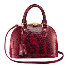I don t think it real but it is a sexy bag Buy Louis Vuitton fd169210a5