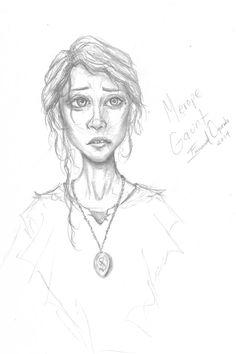 Merope Gaunt Sketch by Emmanuel-Oquendo on DeviantArt
