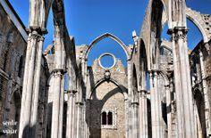 Museo Arqueologico - Monasterio do Carmo . #Lisboa