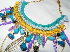 collares#Accesorios #locura propia# temporada primavera verano 2013-2014 moda color