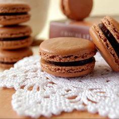 Receitas de macarons - http://www.receitas-sem-fronteiras.com/macarons-receitas.htm